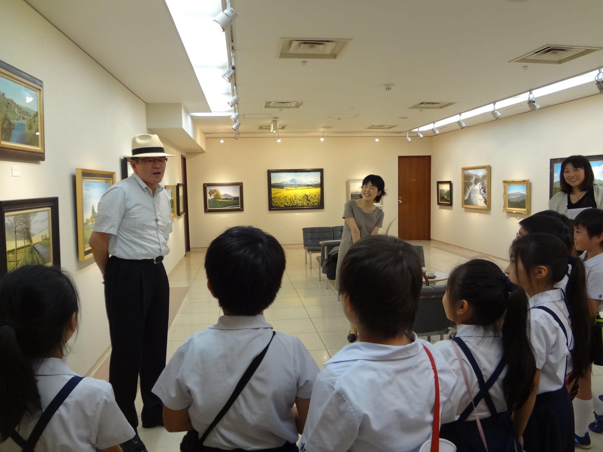 画廊巡り_1